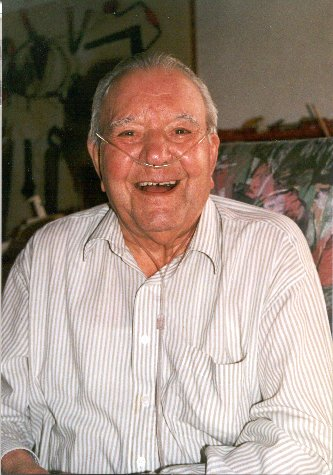 Picture of Pieter's dad 26-sep-2001